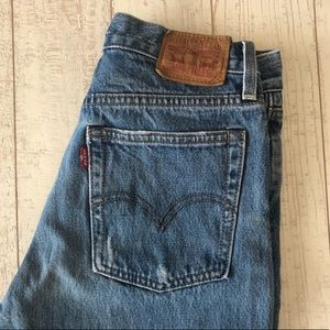 Women's 501 Levis Jeans